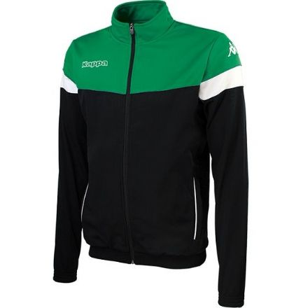 Vacone Tracktop Black / Green / White